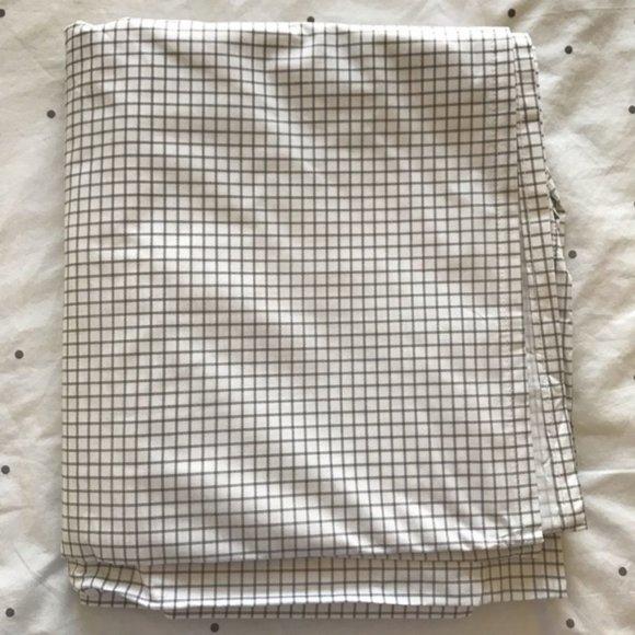 [Ralph Lauren] Light Grey Square/Checker Pattern